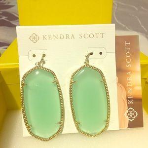 Kendra Scott Chalcedony Earrings
